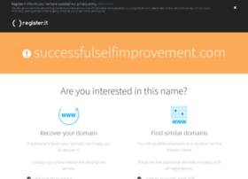 successfulselfimprovement.com
