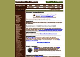 succulentguide.com