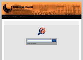 suche.rechtslupe.de