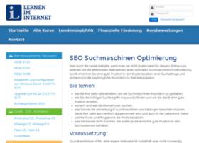 suchmaschinen-positionierung.lerneniminternet.de