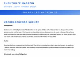 suchthilfe-magazin.de