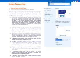 sudanconnection.blogspot.com