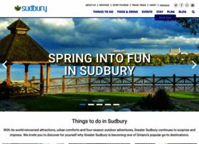 sudburytourism.ca