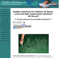 sudden-solutions.com