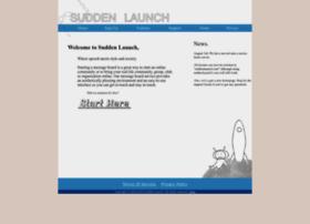 suddenlaunch.com