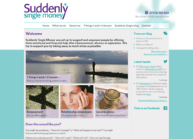 suddenlysinglemoney.com