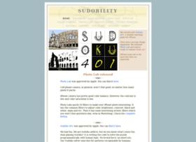 sudobility.com