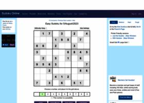 sudoku.com.au