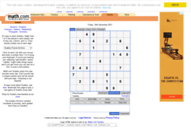 sudoku.math.com