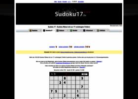 sudoku17.de