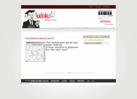 sudokulist.com