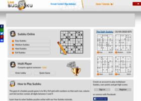 sudokulive.net