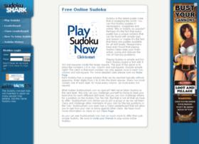 sudokushark.com