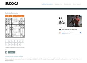 sudokuweb.org