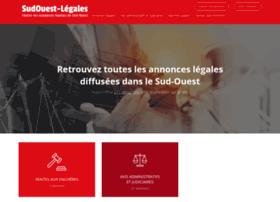 sudouest-legales.com