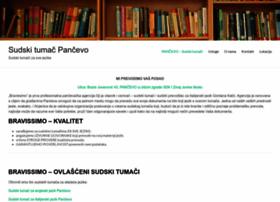 sudski-tumac-pancevo.com
