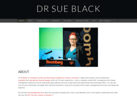 sueblack.co.uk