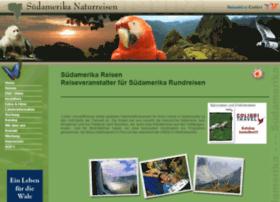 suedamerika-naturreisen.de