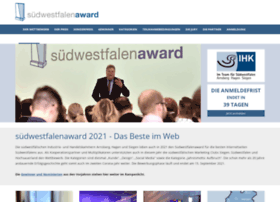 suedwestfalenaward.de