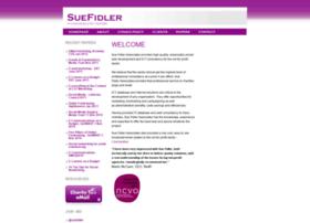 Suefidler.com