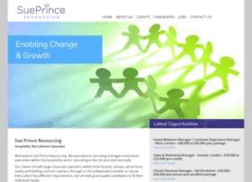 sueprinceresourcing.com