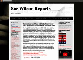 suewilsonreports.com