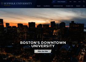 suffolk.edu