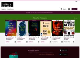 suffolkcc.libraryreserve.com