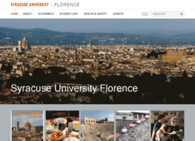 suflorence.syr.edu