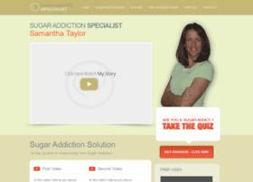 sugaraddictionspecialist.com