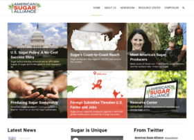sugaralliance.org
