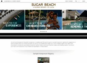 sugarbeach.honeymoonwishes.com