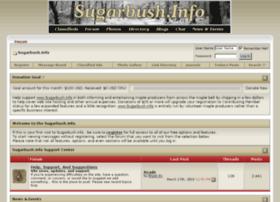 sugarbush.info