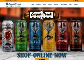 sugarcreekbrewing.com