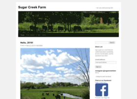 sugarcreekfarm.net