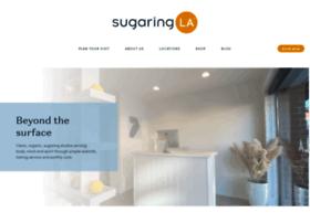 sugaringla.com