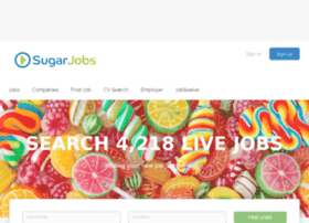 sugarjobs.com