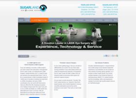 sugarlandeyes.com