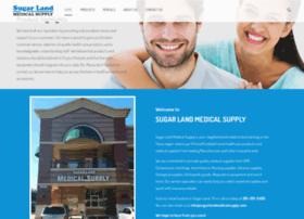sugarlandmedicalsupply.com