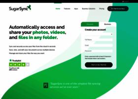 sugarsync.com