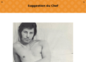 suggestion-du-chef.tumblr.com