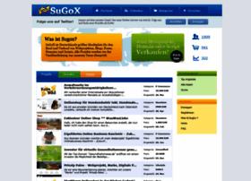 sugox.de