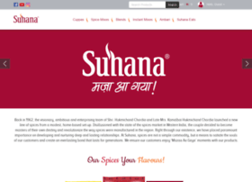 suhana.co.in