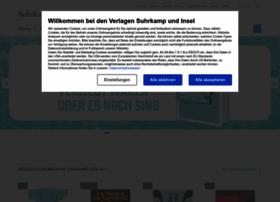 suhrkamp.de