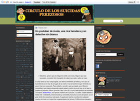 suicidasperezosos.blogspot.com