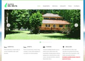 suitesdeldelta.com.ar