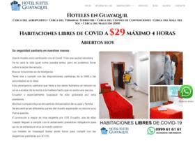 suitesguayaquil.com
