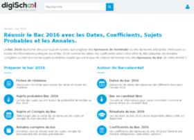 sujet-bac.net