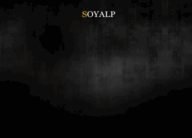 sukrusoyalp.com