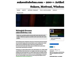 suksesitubebas.wordpress.com